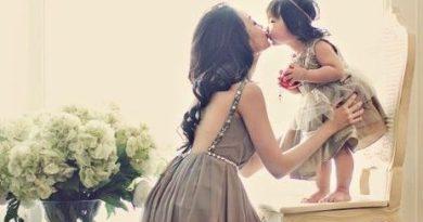 каквато майката такава и дъщерята фотосесия