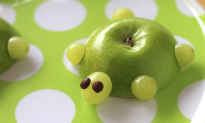ябълкова костенурка