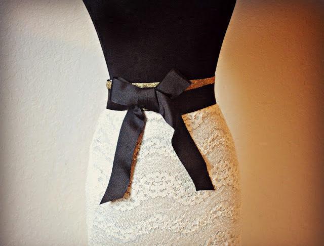 красива пола от стара блуза