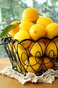 лимони за пречистване
