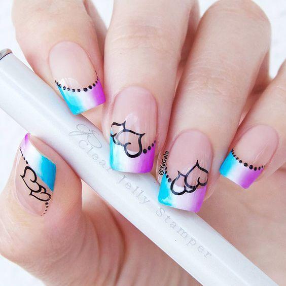 идеи за декорации на нокти 1