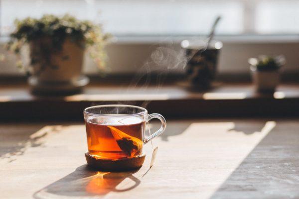 време е за чай!