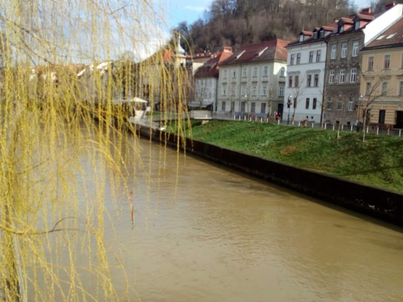 река Любляница