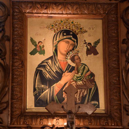 Matka Boza Nieustajacej Pomocy