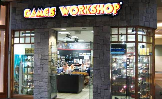 Games Workshop Opening New Outlets News