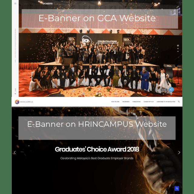 E Banner / Website Banner