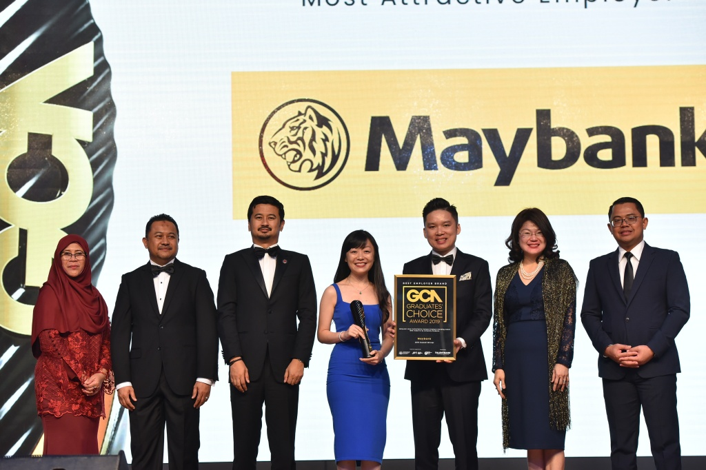 Graduates choose Malaysia's most attractive employer brands