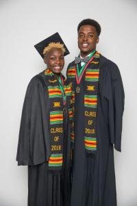 Class of 2018 Kente Stoles - Graduation-Stoles.com