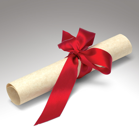 graduation certificate holder accessories
