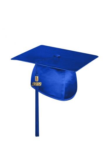 child royal blue graduation