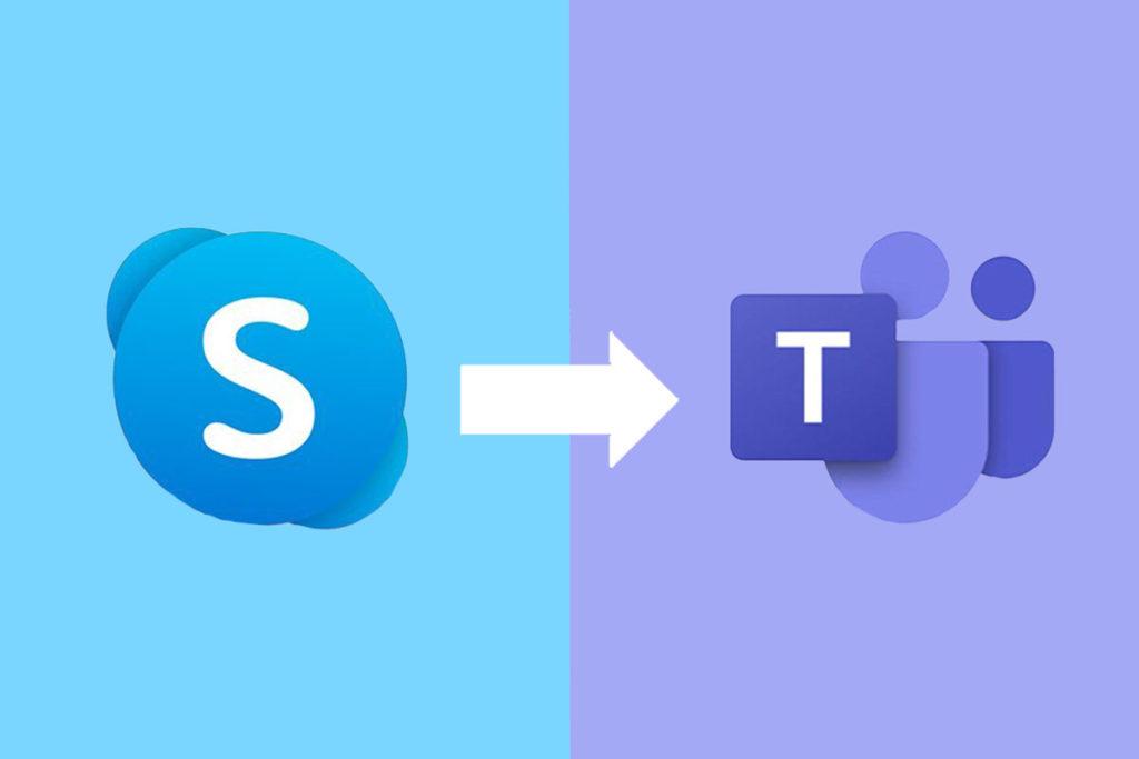 Skype to Teams migration
