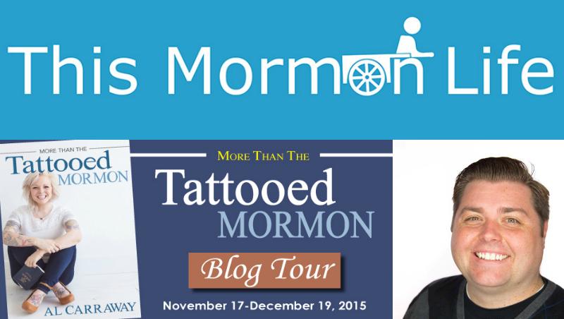 "I Read ""More Than the Tattooed Mormon"""