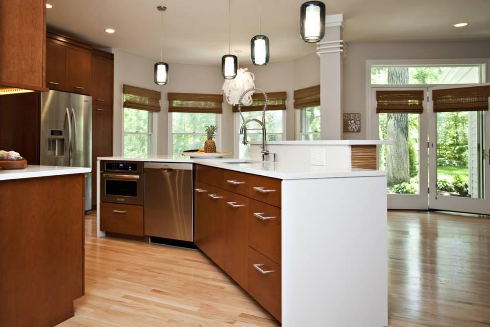 kitchen design naperville farm table downtown remodel graefenhain designs
