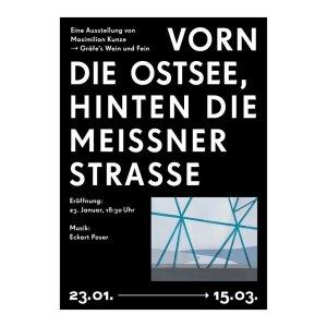 Vernissage Max Kunze @ Gräfes Wein & fein