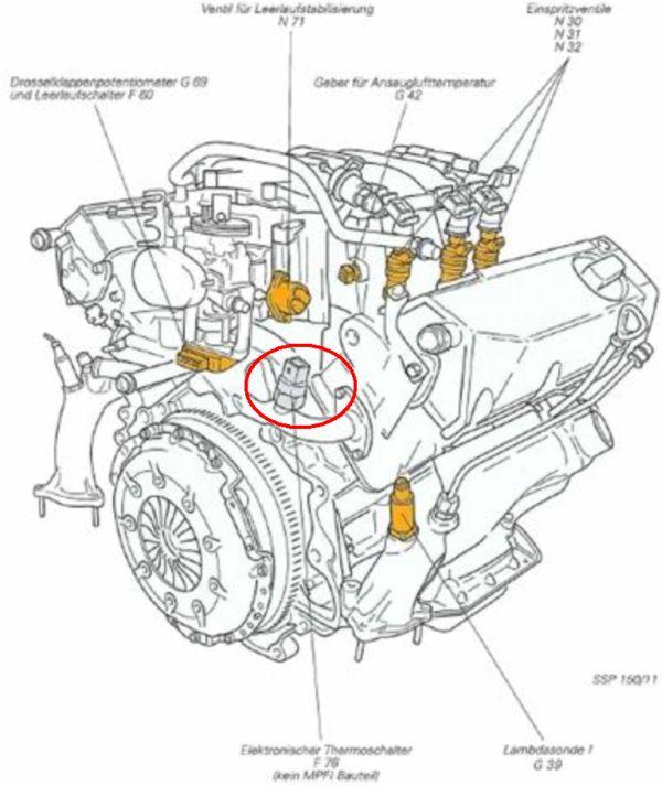 8D/B5 Bitte Fotos von Multifuzzi und Stecker dazu