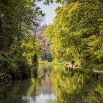 Cromford Canal, Derbyshire