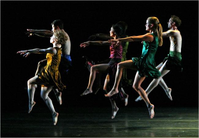 fall for dance mark morris