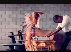 Kanye West Selita Ebanks Runaway