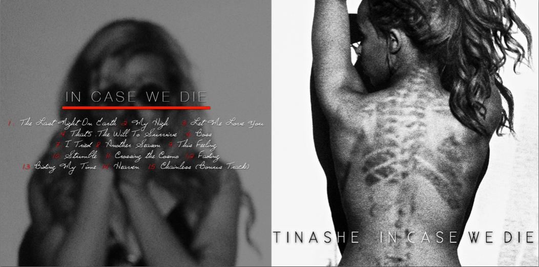 Tinashe In Case We Die mixtape