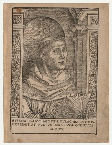 Martin Luther - Buchdruck und Reformation