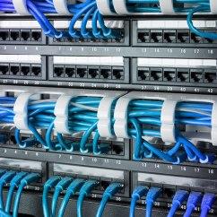 Network Wiring 12 Valve Cummins Fuel System Diagram Business Voice Data Services Graf Electric Wichita Ks Cabling Installation