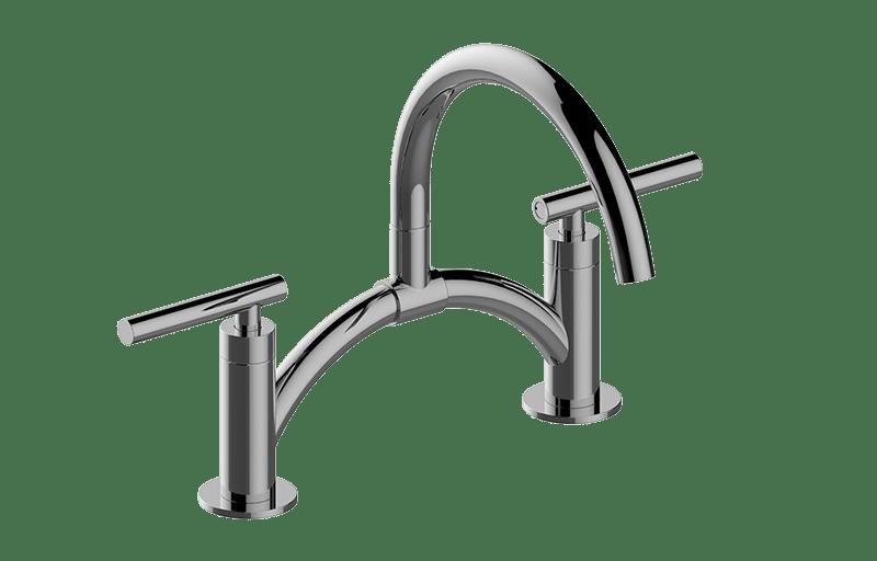 Sospiro Contemporary Bridge Bar/Prep Faucet :: Kitchen