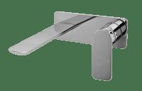 Sento Wall-Mounted Lavatory Faucet w/Single Handle ...