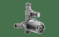 Concealed Pressure Balancing Valve Rough w/Diverter