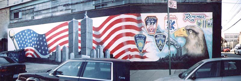 Art Crimes September 11 Murals