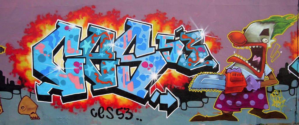 Art Crimes Ces53 P3