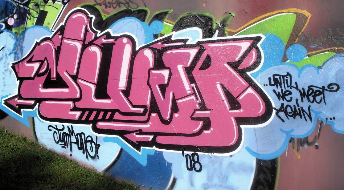 New Stylish Graffiti Graffiti Bombs