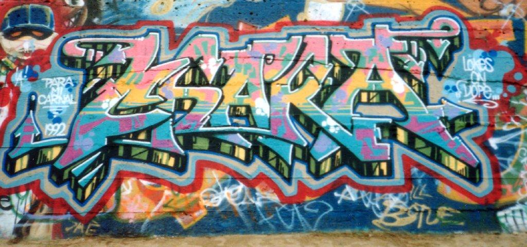 Art Crimes Los Angeles 99