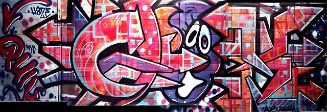 Art Crimes Los Angeles 10