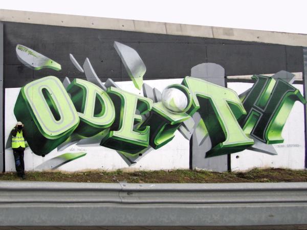 Art Crimes Odeith P4