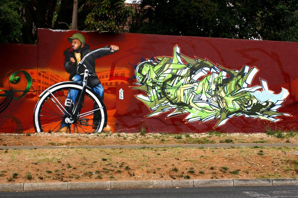 Art Crimes South Africa 18