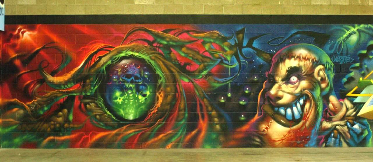 Art Crimes San Diego 10