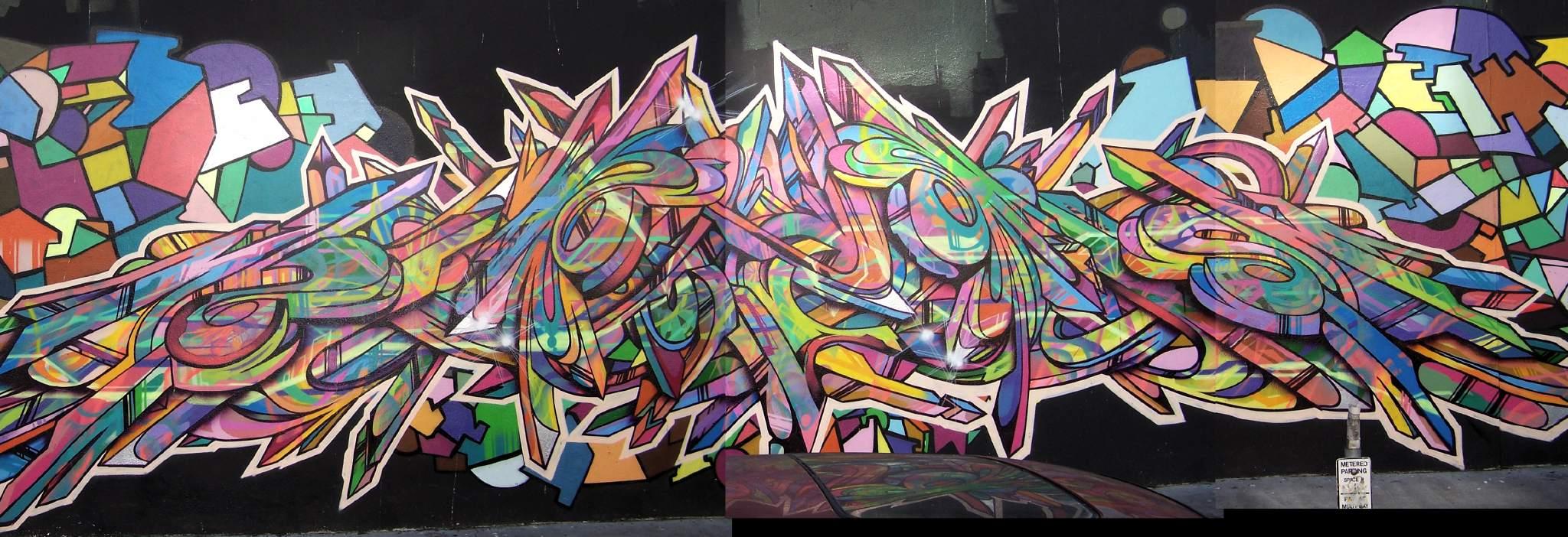Art Crimes San Francisco Bay Area 101