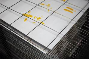 The Kiss Print Layer 1