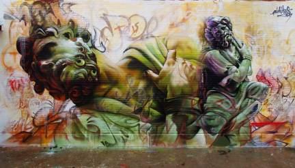 Escultura Urbana by Pichiavo