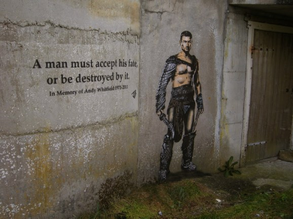 JPS - Tribute to Andy Whitfield, another shot