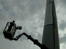 STIK - in action windturbine