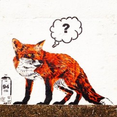 JPS - What does the Fox spray?