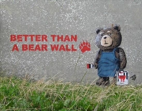 JPS - Better Than A Bear Wall