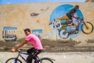 Sebas Velasco (Spain), Djerba 2014