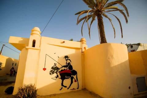 Sunra (Tunisie), Djerba 2014
