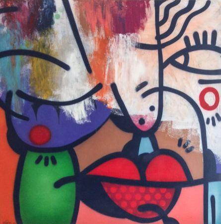 HUNTO Untitled Canvas