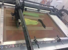 Final layer on print
