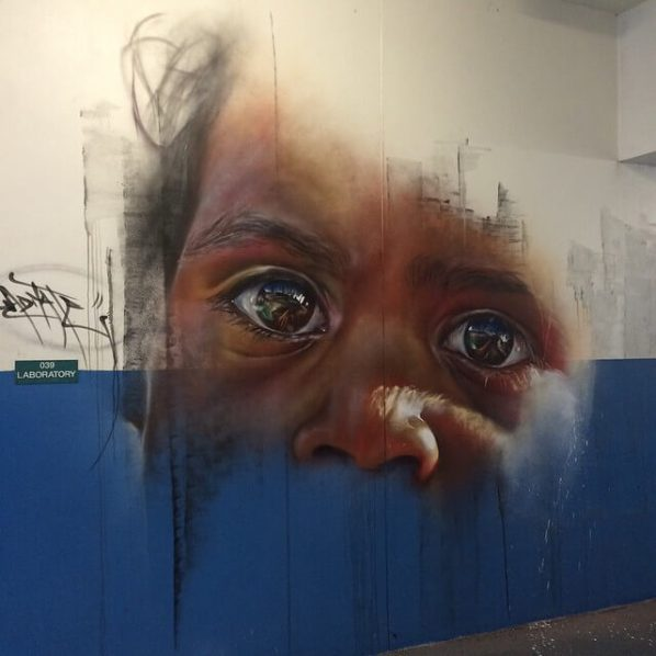 Adnate, RAW Project, photo by Robert Skran