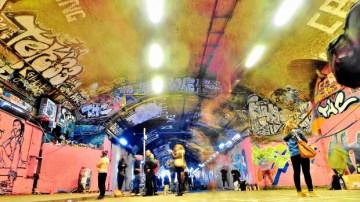 photo by Stuart Holdsworth Inspiring city