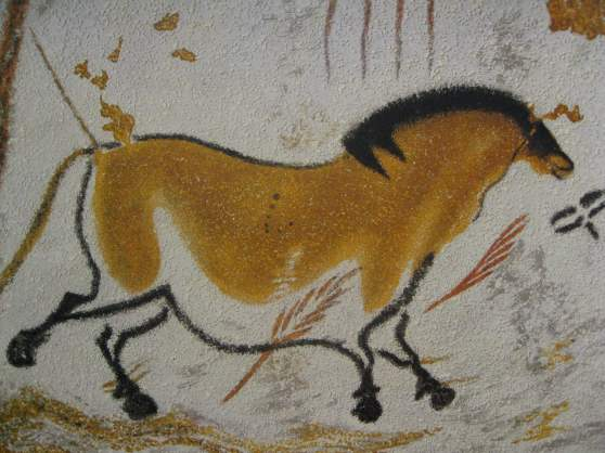 Inspiration ... Pre-historic Cave Drawing